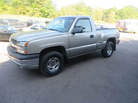 2003 Chevrolet Silverado 1500 for sale in Milton, VT