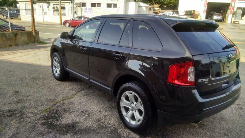 2014 Ford Edge SEL AWD 4dr SUV - North Providence RI