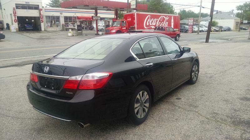 2014 Honda Accord LX 4dr Sedan CVT - North Providence RI