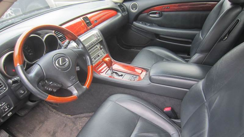 2004 Lexus SC 430 2dr Convertible - Morgantown WV