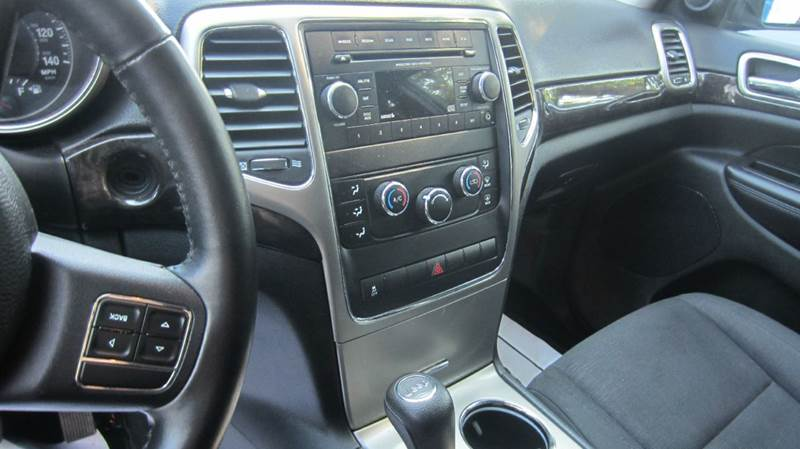 2012 Jeep Grand Cherokee 4x4 Laredo 4dr SUV - Morgantown WV