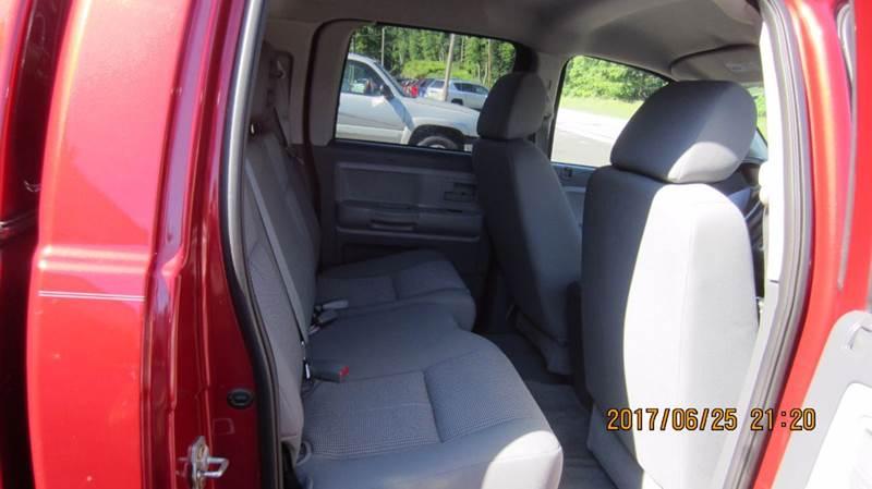2007 Dodge Dakota SLT 4dr Quad Cab 4x4 SB - Morgantown WV