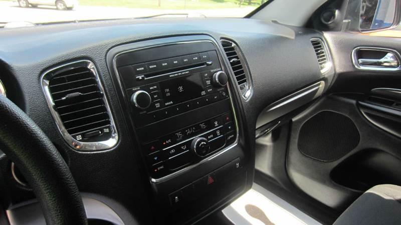 2012 Dodge Durango AWD SXT 4dr SUV - Morgantown WV