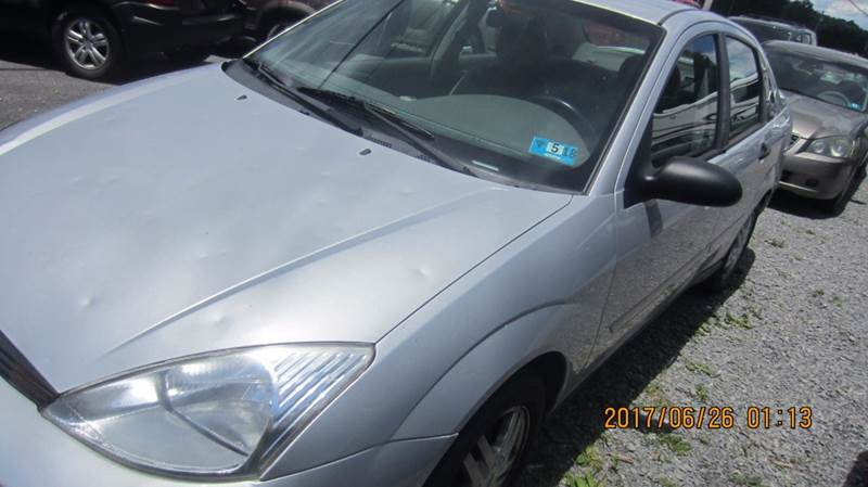 2001 Ford Focus SE 4dr Sedan - Morgantown WV