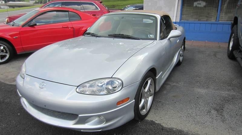 2001 Mazda MX-5 Miata 2dr Roadster - Morgantown WV