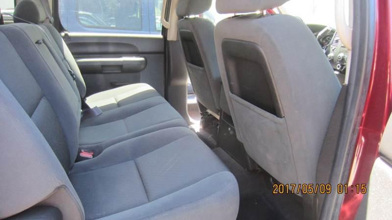 2009 Chevrolet Silverado 1500 4x4 LT 4dr Crew Cab 5.8 ft. SB - Morgantown WV
