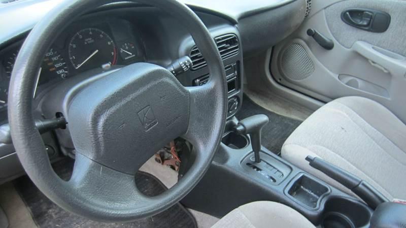 2000 Saturn S-Series SL2 4dr Sedan - Morgantown WV