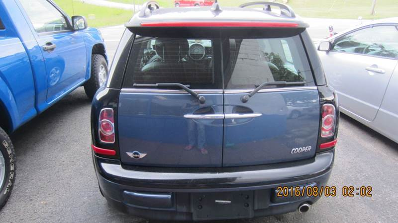 2011 MINI Cooper Clubman 3dr Wagon - Morgantown WV