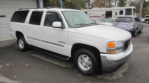 2006 GMC Yukon XL for sale in Morgantown, WV