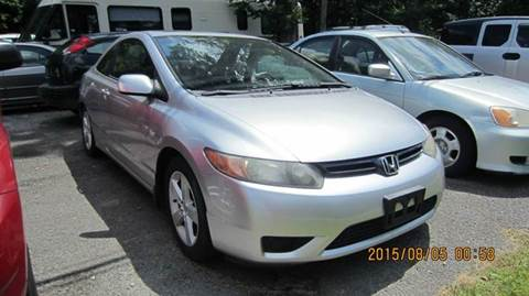 2006 Honda Civic for sale in Morgantown, WV