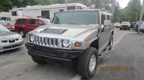 2004 HUMMER H2 for sale in Morgantown, WV