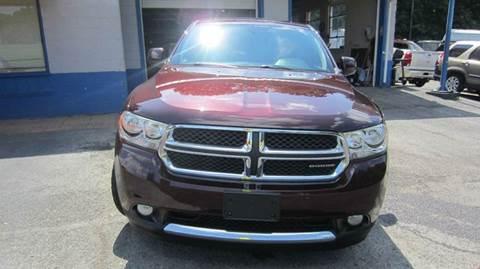 2012 Dodge Durango for sale in Morgantown, WV
