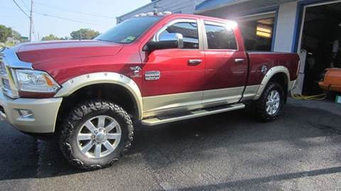 2014 RAM Ram Pickup 2500 for sale in Morgantown, WV