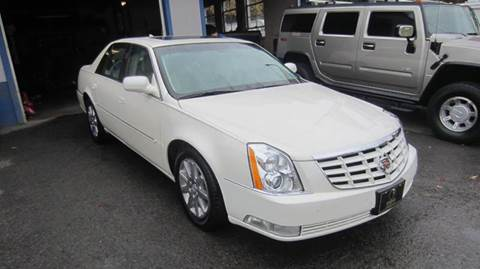 2011 Cadillac DTS for sale in Morgantown, WV