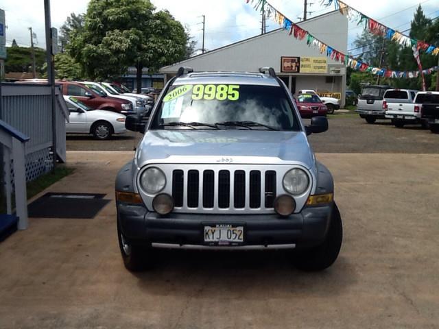 2006 Jeep Liberty Renegade 4dr Suv 4wd In Kapaa Hi Kuhio
