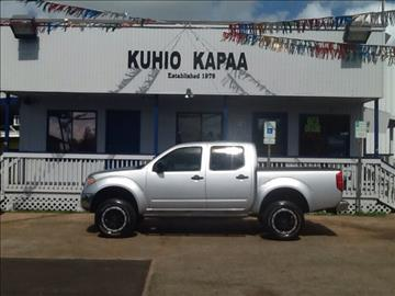 Nissan Frontier For Sale Hawaii