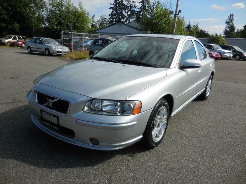 2008 volvo s60 2 5t 4dr sedan in everett wa leavitt auto. Black Bedroom Furniture Sets. Home Design Ideas