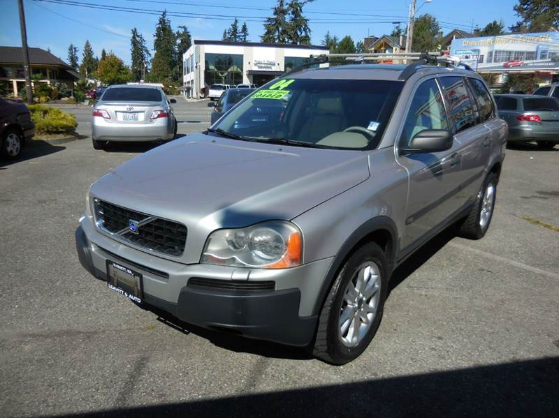 2004 volvo xc90 t6 awd 4dr turbo suv in everett wa leavitt auto sales used car city. Black Bedroom Furniture Sets. Home Design Ideas