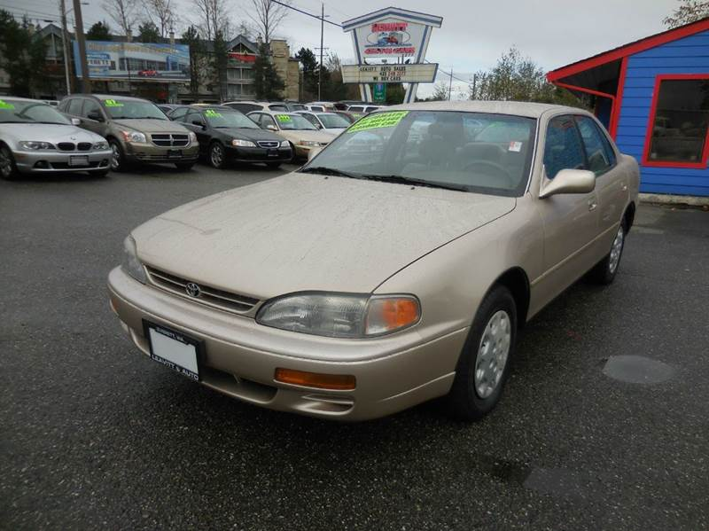 1996 toyota camry le 4dr sedan in everett wa leavitt for 1996 toyota camry power window problems