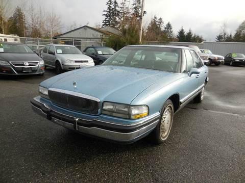 1992 Buick Park Avenue For Sale Carsforsale Com