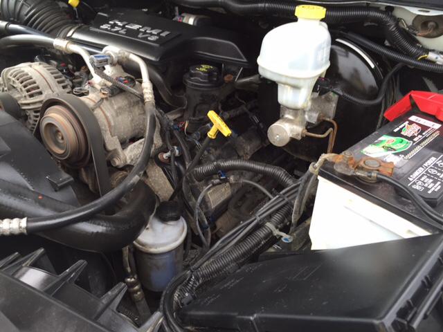 2008 Dodge Ram Pickup 2500 ST 2dr Regular Cab 4WD LB - Jackson OH