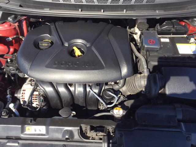 2014 Hyundai Elantra SE 4dr Sedan - Jackson OH