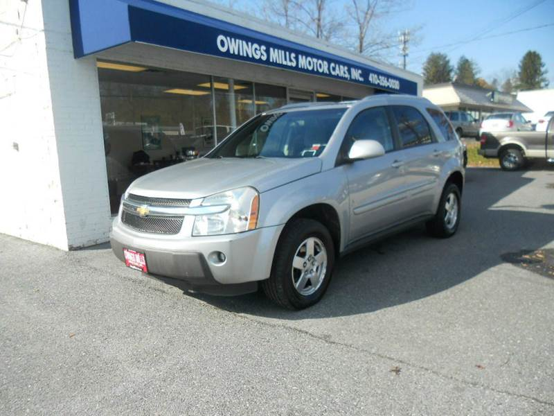Chevrolet equinox for sale in owings mills md for Owings mills motor cars reviews