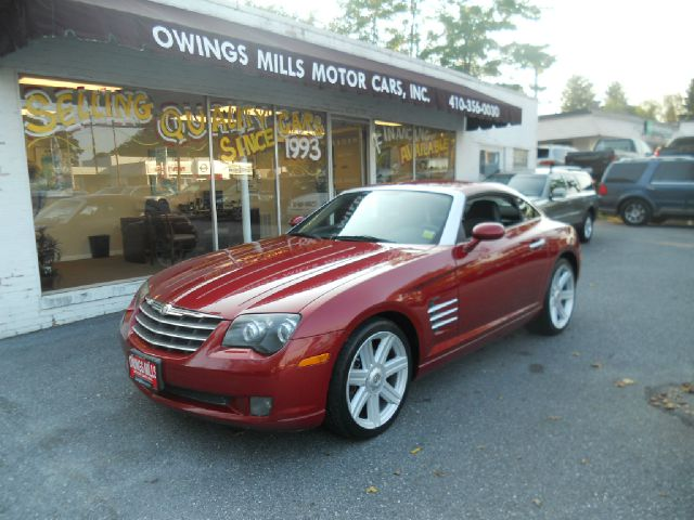 2004 Chrysler Crossfire for sale in Owings Mills MD