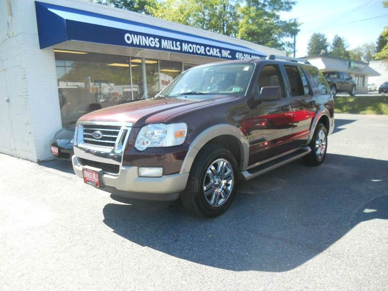 Ford explorer for sale in owings mills md for Owings mills motor cars reviews