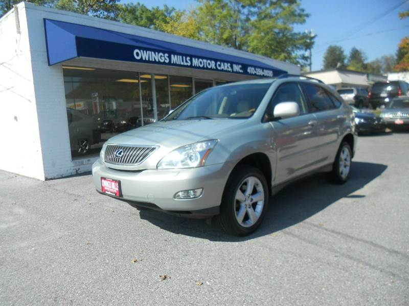 Owings Mills Lexus >> 2007 Lexus RX 350 for sale in Nashville, TN - Carsforsale.com