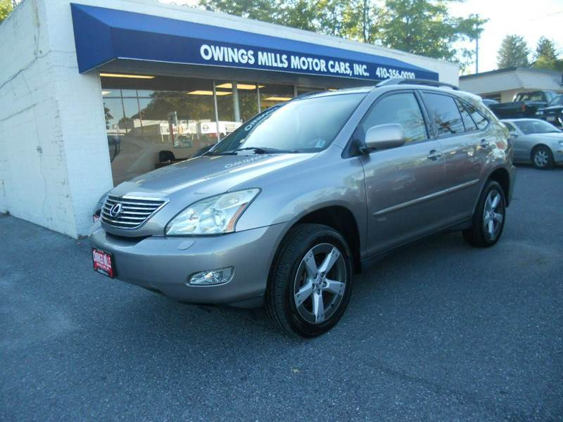 2005 lexus rx 330 awd for sale in baltimore md cargurus