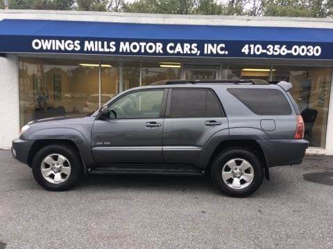 2005 Toyota 4Runner for sale in Owings Mills, MD