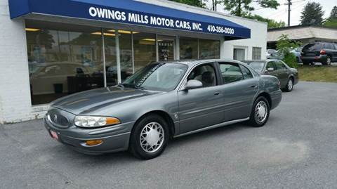 2004 Buick LeSabre for sale in Owings Mills, MD