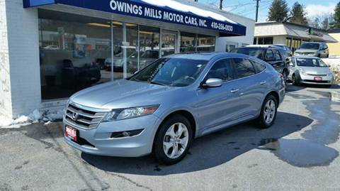 2010 Honda Accord Crosstour for sale in Owings Mills, MD