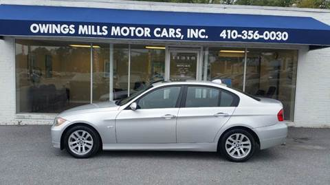 2006 BMW 3 Series for sale in Owings Mills, MD
