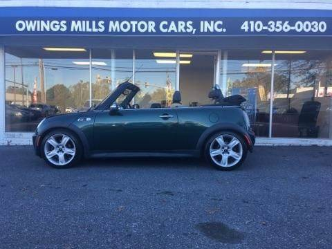 2005 MINI Cooper for sale in Owings Mills, MD