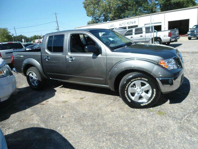 2009 nissan frontier 4x2 se v6 4dr crew cab swb pickup 5a in hattiesburg ms touchstone motor. Black Bedroom Furniture Sets. Home Design Ideas