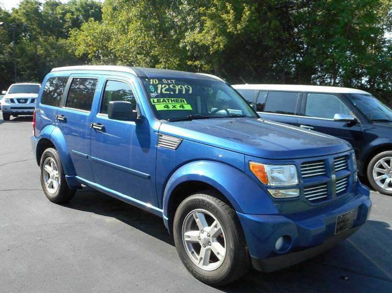 2010 dodge nitro 4x4 sxt 4dr suv in holland mi lighthouse auto sales. Black Bedroom Furniture Sets. Home Design Ideas