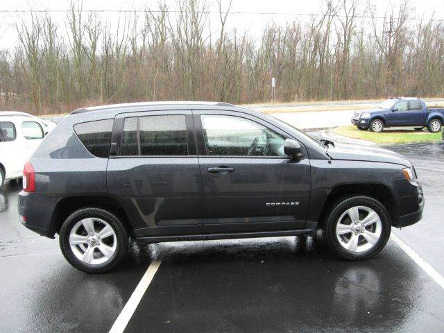 2014 Jeep Compass Sport 4x4 4dr Suv In Holland Mi