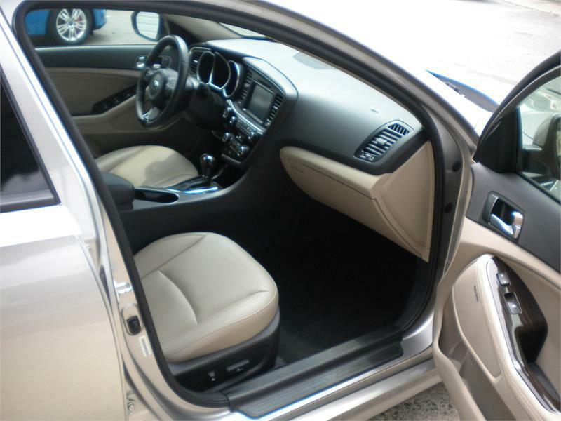2014 Kia Optima EX 4dr Sedan - Winston Salem NC