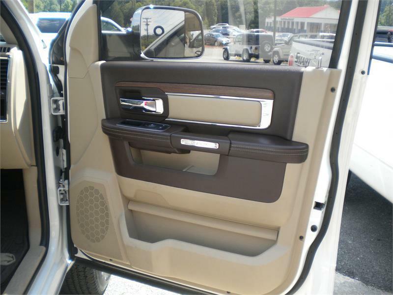 2013 RAM Ram Pickup 3500 4x4 Laramie 4dr Crew Cab 8 ft. LB Pickup - Winston Salem NC