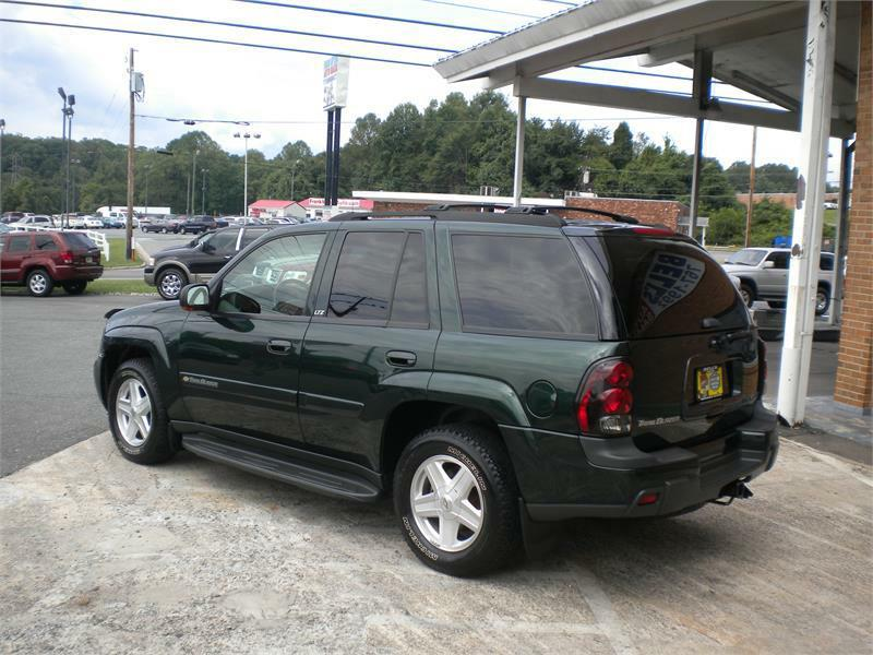 2003 Chevrolet TrailBlazer  - Winston Salem NC