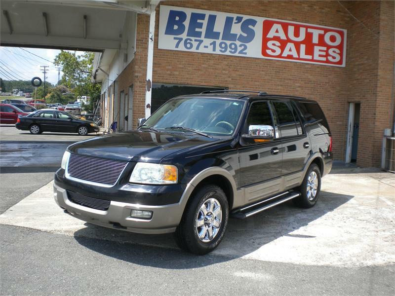 2004 Ford Expedition Eddie Bauer 4WD 4dr SUV - Winston Salem NC