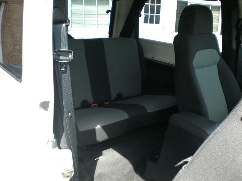 2005 Jeep Wrangler Unlimited 4WD 2dr SUV - Winston Salem NC
