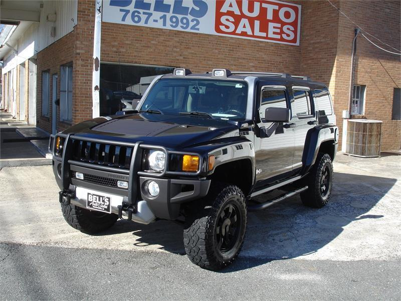 2008 HUMMER H3 4x4 4dr SUV w/Luxury Package - Winston Salem NC