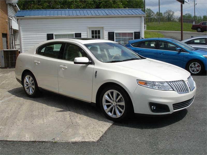 2009 Lincoln MKS AWD 4dr Sedan - Winston Salem NC