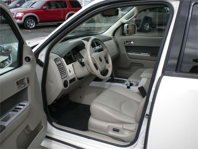 2009 Mercury Mariner Premier V6 4dr SUV - Winston Salem NC