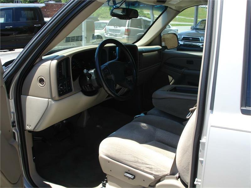 2006 Chevrolet Avalanche LS 1500 4dr Crew Cab SB - Winston Salem NC