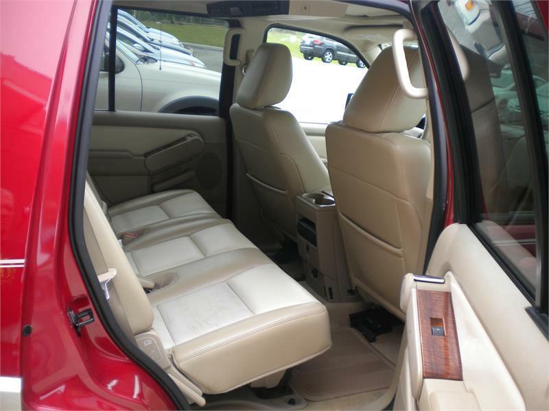 2010 Ford Explorer 4x4 Eddie Bauer 4dr SUV - Winston Salem NC