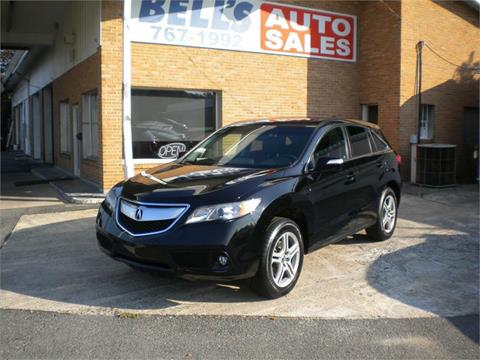 2013 Acura RDX for sale in Winston Salem, NC